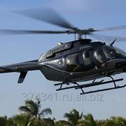 Аренда вертолета Bell-407 фото