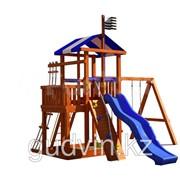 Детская игровая площадка Бретань фото