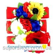 Лента с цветами Украиночка 163-1371847 фото
