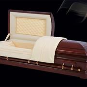 Элитный гроб Сенатор фото