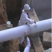 Теплоизоляция трубопроводов жидко-керамической теплоизоляцией СФЕРОЛИТ фото