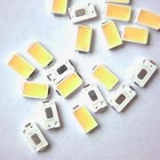 Светодиод сверхяркий smd 5630 0,5Вт холодный белый фото