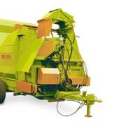Разбрасыватель-выдуватель соломы с функцией доизмельчения РВС-1500Д фото