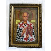 Святой Николай-чудотворец Икона фото