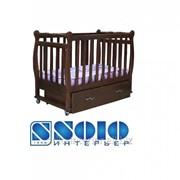 Кровать для новорожденного Кроха фото