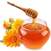 Мед цветочный натуральный фото