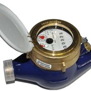 Счетчик холодной воды (мокроход) MN. фото