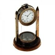 Часы Песочные Навигатор с компасом фото