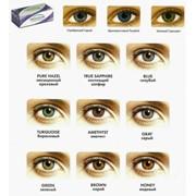 Цветные контактные линзы FreshLook СolorBlends фото