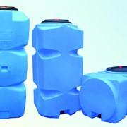 Прямоугольные баки (танки) для воды фото