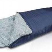 Спальник-одеяло с подголовником, Размер: 220*70, Poly Taffeta 210T PU, велафлекс С300, 100% х/б ткань, молния разъемная фото