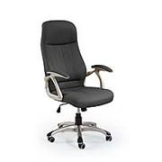 Кресло компьютерное Halmar EDISON (черный) фото