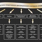 Система оперативного дистанционного контроля СОДК фото