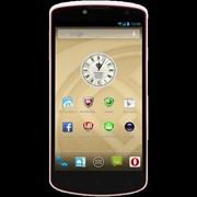 7500 MultiPhone Prestigio смартфон, Белый фото