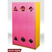 Шкаф для детского сада 0609
