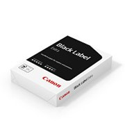 Бумага для ОфТех CANON Black Label Extra (А4,80г,162%CIE) пачка 500л. фото