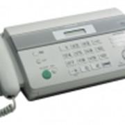 Факсимильный аппарат Panasonic на термобумаге KX-FT982 фото
