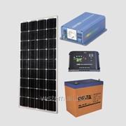 Автономная солнечная система Старт 350Вт фото