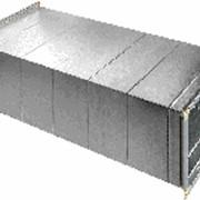 Воздуховод прямоугольный( оц. 0,55) 250х150 длина 2500 мм фото