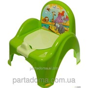 Горшок-кресло Tega веселка sf-10 сафари салатовый фото