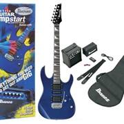 Гитарный набор Ibanez GRX70DXJ (JB) фото