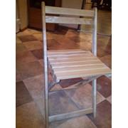 Складные стулья из ясеня фото