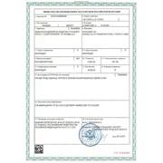 Лицензия Минпромторга фото
