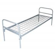 Кровать металлическая фото