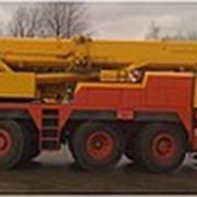 Автокран Liebherr LTM 1060/1 (60 тонн) фото