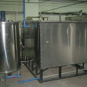 Комплексный охладитель холодной воды на 4т фото