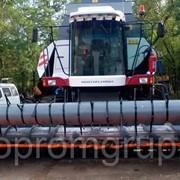 Приспособление для уборки подсолнечника Лифтер для комбайна Акрос жатка 9 метров фото