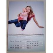 Настенный фото-календарь с отрывными месяцами. (1 фото) фото