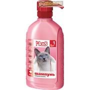 Ms.Kiss - шампунь-кондиционер мисс кисс изящная пантера для кошек короткошерстных пород фото
