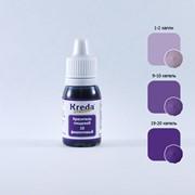 Краситель Kreda Decor фиолетовый 10 г. , 90 г. , 1 кг. фото