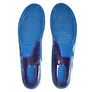 Стельки для обуви гелевые женские смягчающие, ТЭП 28х9см, 459-096 фото