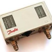 КР15 Сдвоенное реле давления Danfoss 060-1241 фото