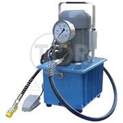 Насос электрический для домкрата TOR HHB-630B 380v(двусторонний домкрат 20-200 т) фото