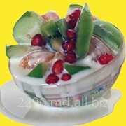 Кефир фруктовый фото