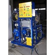УРМ-1000 установка для регенерации трансформаторного масла фото