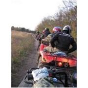 Тур на квадроциклах в Чернобыль. фото