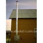 Дымоходы - продажа, доставка, монтаж, установка дымоходов фото