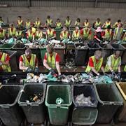 Переработка и утилизация отходов фото