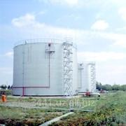 Изготовление горизонтальных резервуаров объемом от 3м3 до 100м3 фото