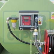 Мини азс топливораздаточная колонка для дизеля фото