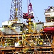 Ремонт плавучих кранов, механизмов и энергетических установок на нефтяных шельфах и платформах Каспия фото