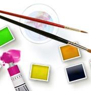 Разработка логотипа. Создание дизайна логотипа фото