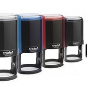 Печать автоматическая 45мм TRODAT Printy 4642 для ТОО, ИП, АО и тд. фото