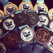Изготовление медалей, спортивные медали фото