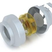 Корпуса для круглых канальных вентиляторов фото