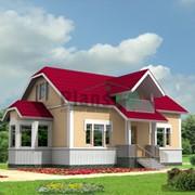Проект каркасного дома 70-04 фото